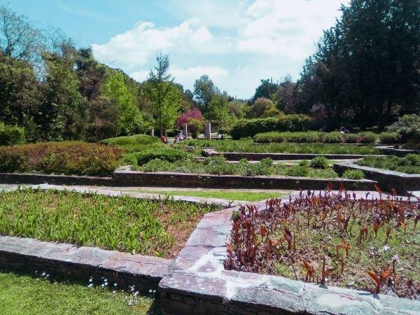 Diomidous Botanical Garden Athens