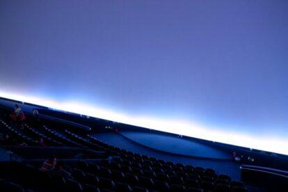 Eugenides Digital Planetarium Athens