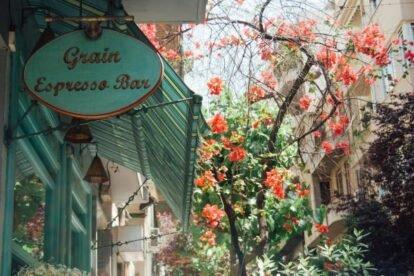 Grain Espresso Bar Athens