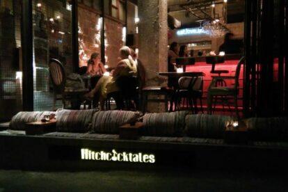 Hitchcocktales Athens
