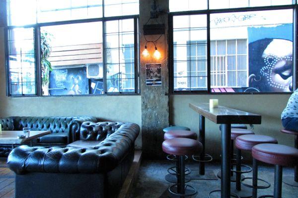 Hoxton Bar Athens
