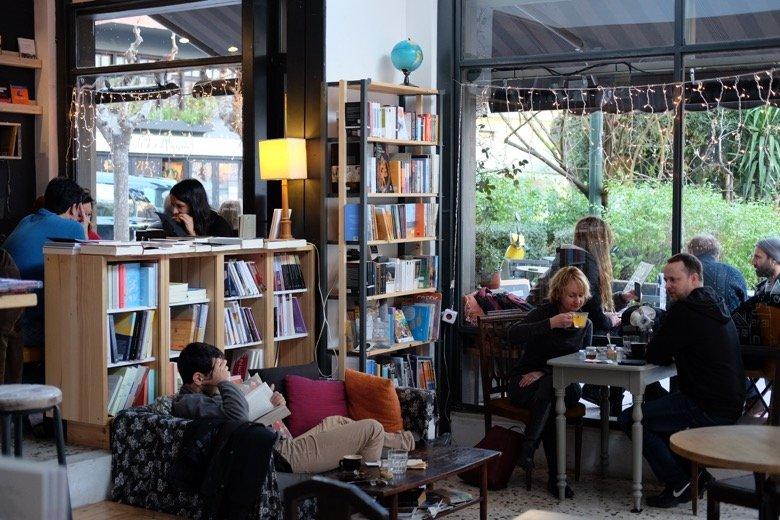 Little Tree Books & Coffee Athens