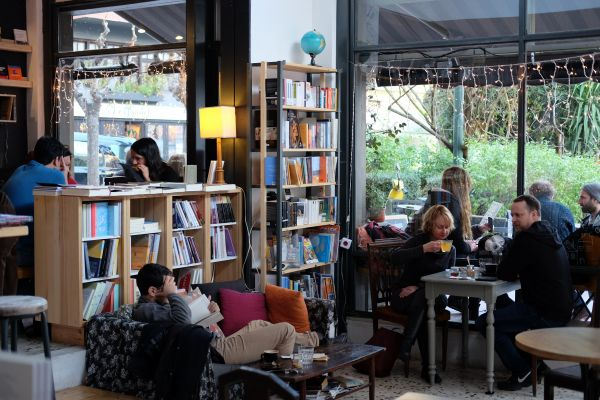 Little Tree Books & Coffee Athens