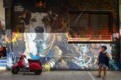 Loukanikos' Graffiti Athens