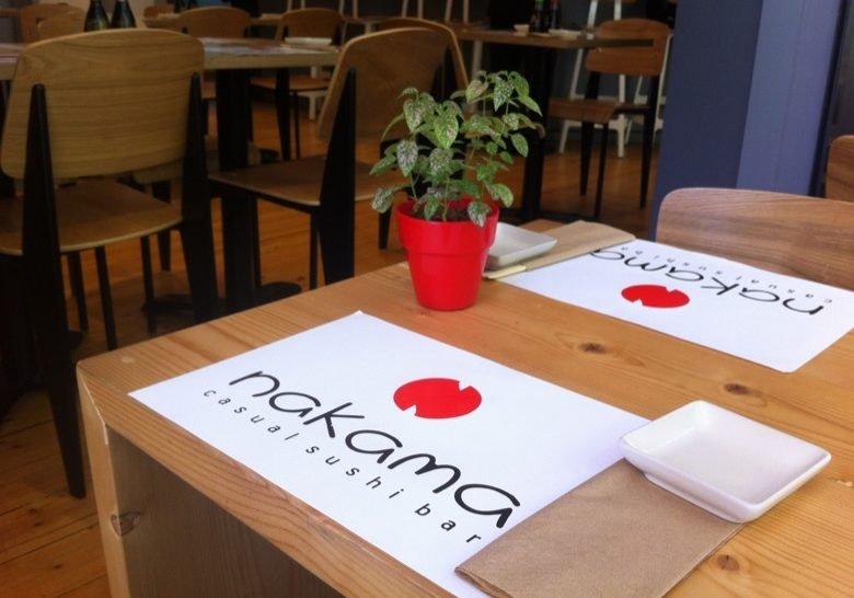 Nakama Casual Sushi Bar Athens