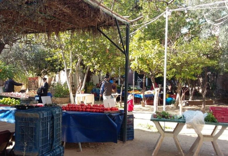 Organic Market Athens