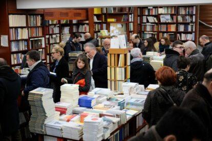 Politeia Bookstore Athens