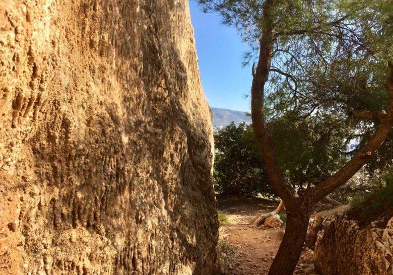 Rock Climbing at Filopappou Athens