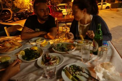 Roumeli – My go-to neighborhood taverna