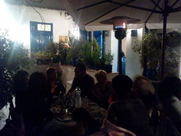 Santorinios Athens