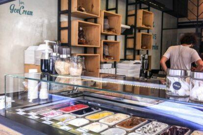 Sorolop Ice Cream Parlour Athens