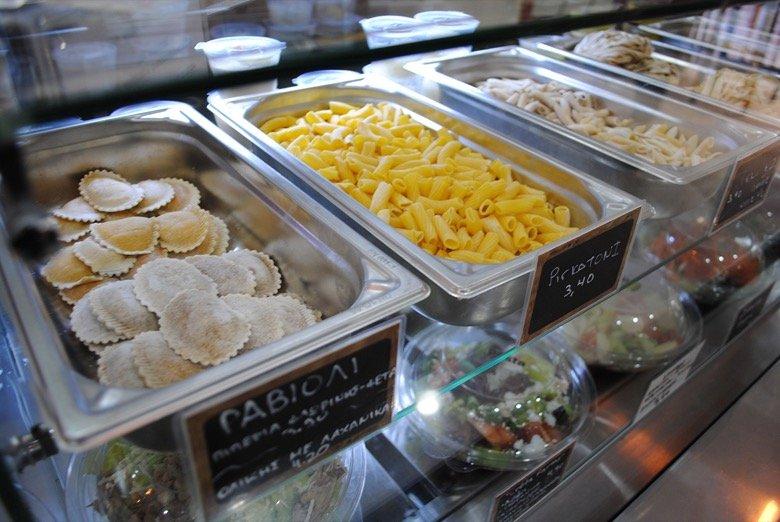 The Pasta Shop Athens