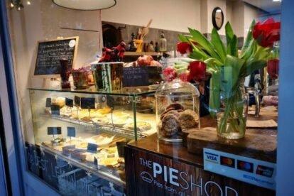 The Pie Shop Athens