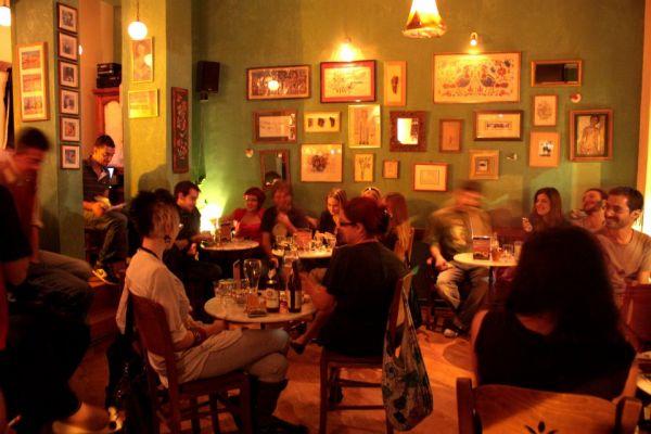 Varnava Cafe Athens
