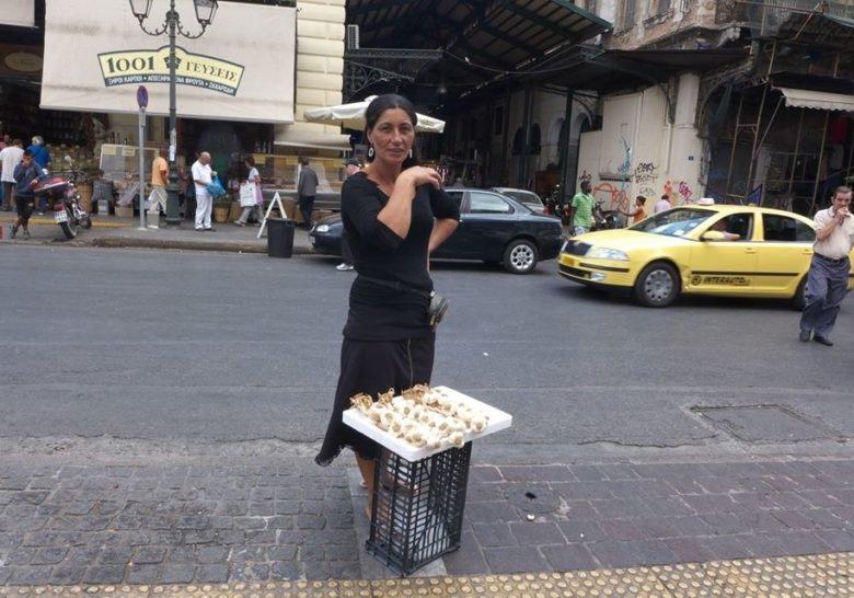 Varvakeios Market Athens