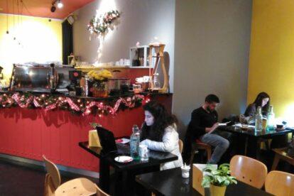 Yellow Café Athens