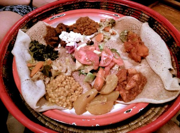 Addis Abeba – Ethiopian gastronomic journey