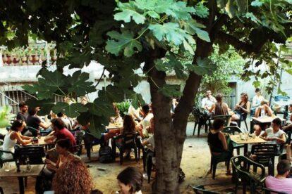Antic Teatre – Hidden bohemian terrace