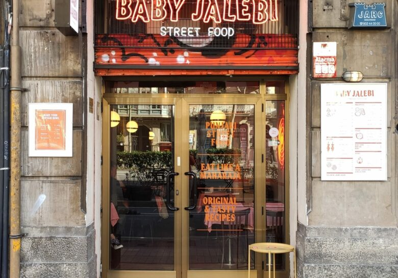 Baby Jalebi Barcelona