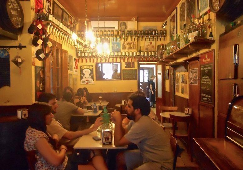 Bar Bodega Quimet Barcelona