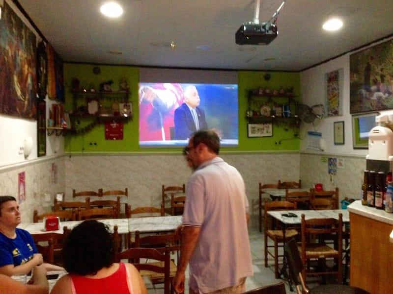 Bar l'Amistat Barcelona