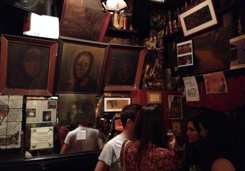 Bar Pastis Barcelona