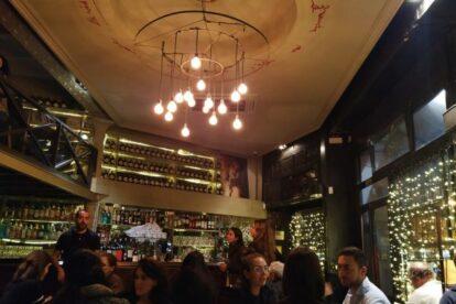 Cafè Adonis 1940 Barcelona