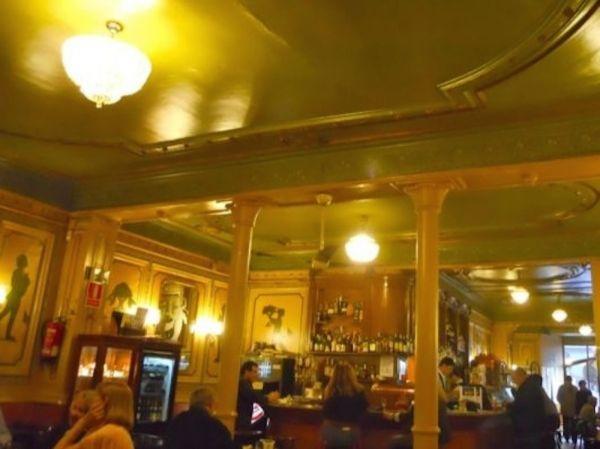 Café de l'Opera Barcelona
