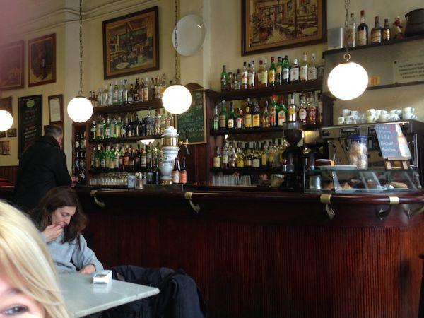 Café del Centre Barcelona