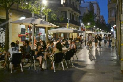 Carrer de Blai Barcelona