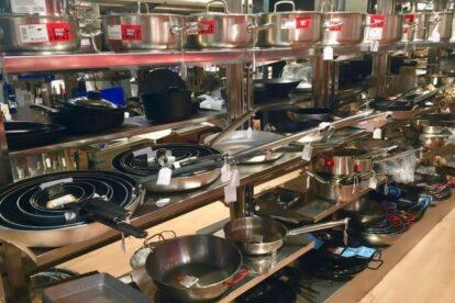 Casa Gay – Pots, pans & paelleras
