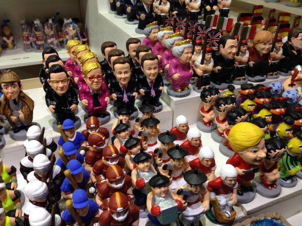 Christmas Market – Sagrada Familia – Shit for Xmas!