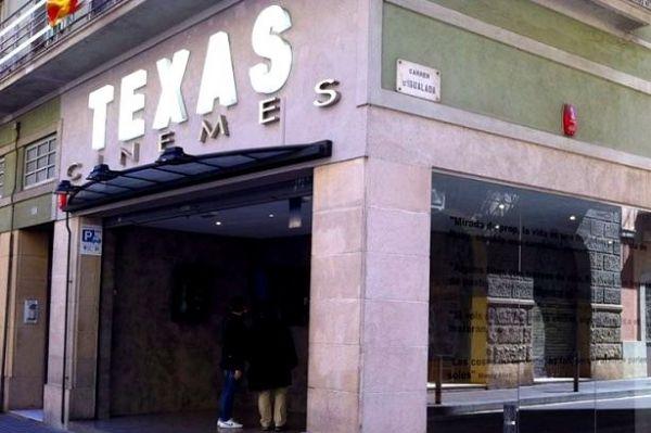 Cine Texas Barcelona