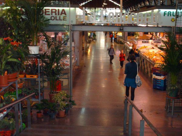 Concepción Market Barcelona