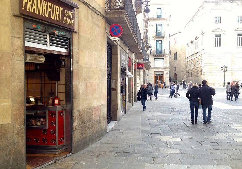 Frankfurt, Sant Jaume Barcelona