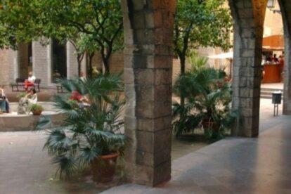 Frederic Marès museum Barcelona