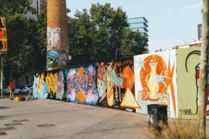 Graffiti Art Barcelona