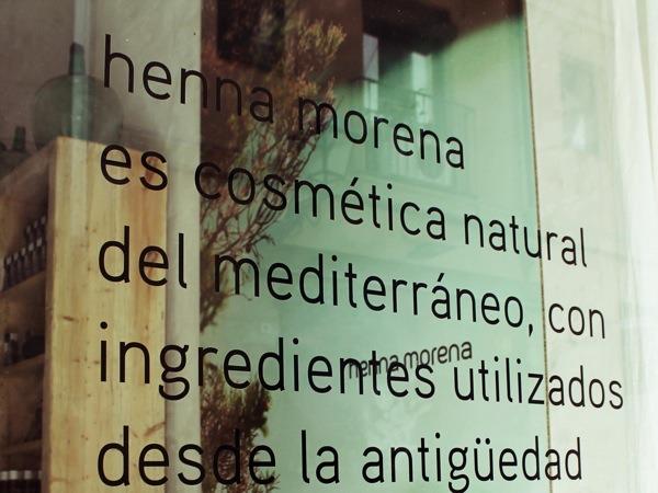 Henna Morena Barcelona