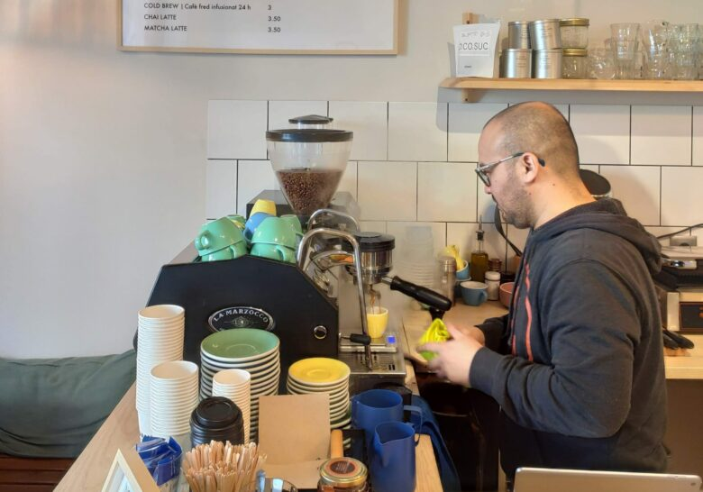 Jacaranda Café Barcelona