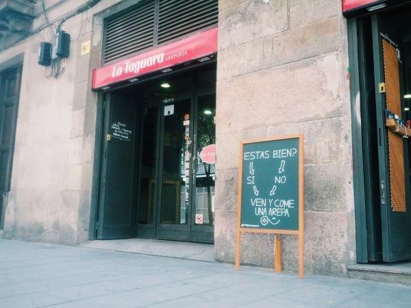 La Taguara Barcelona