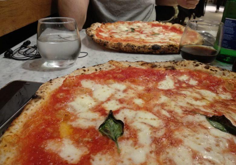L'Antica Pizzeria Da Michele Barcelona