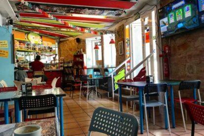 Len's Comic Café Barcelona