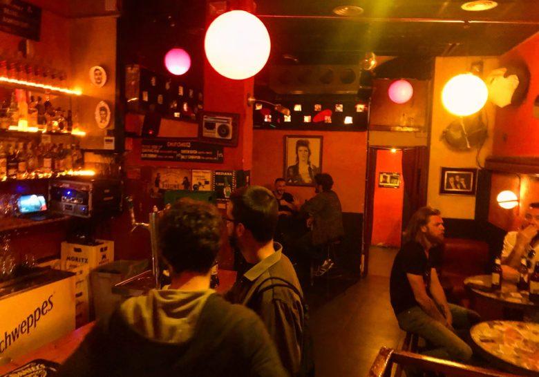 Manchester Bar Barcelona