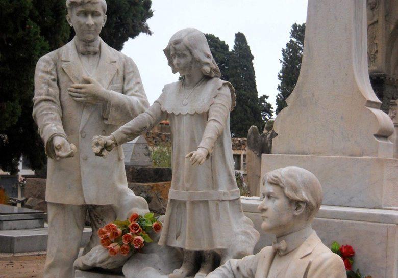 Montjuïc Cemetery Barcelona