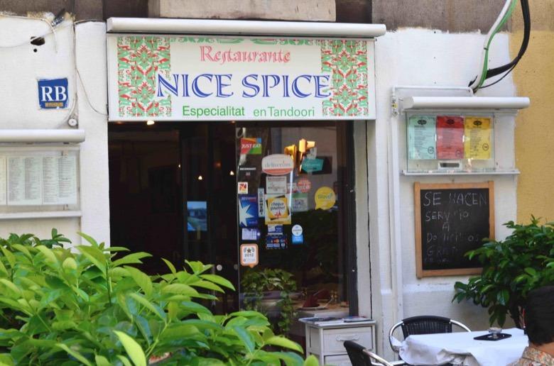 Nice Spice Barcelona