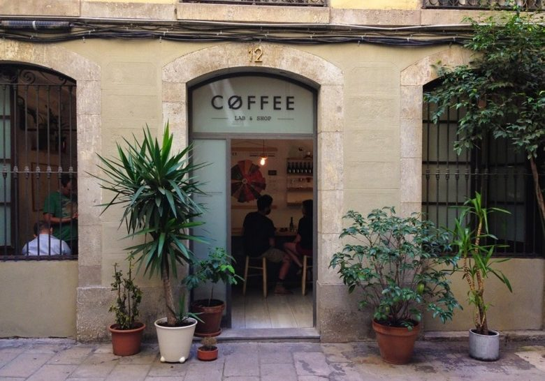 Nomad Coffee Barcelona