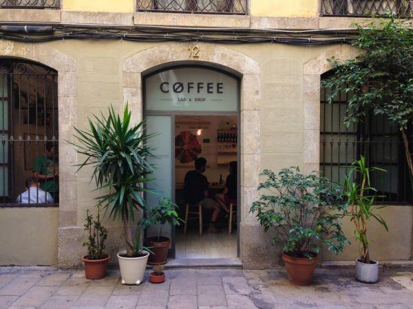 Nomad Coffee Barcelona