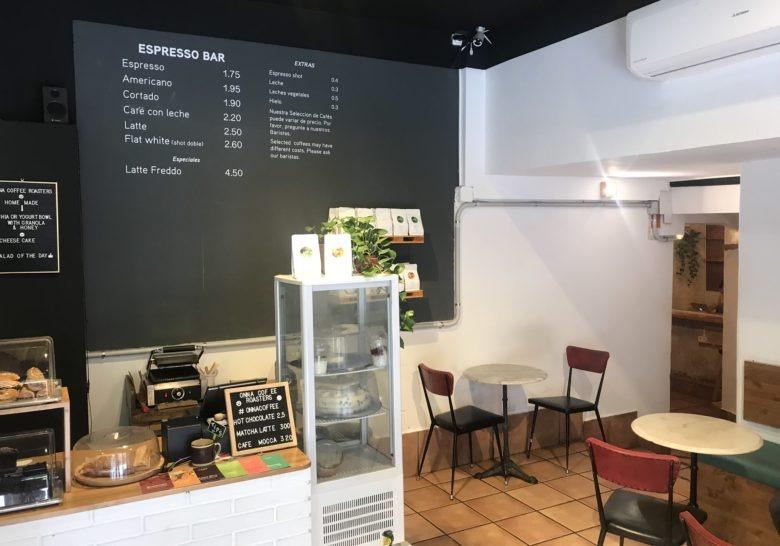 Onna Coffee Barcelona