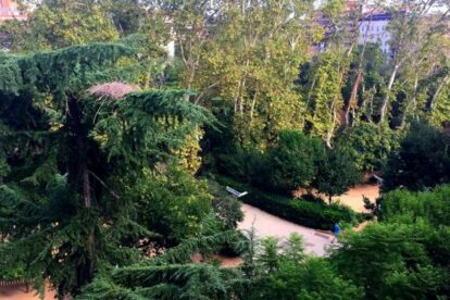 Parc de las Aigues Barcelona