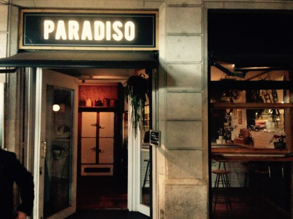 Pastrami Bar Paradiso Barcelona